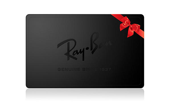 Ray-Ban ZZEGIFT-VIRTUAL GIFT CARD null gift-cards