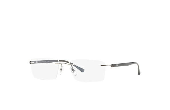 Ray-Ban 0RX8694-RB8694 Argent; Gris OPTICAL