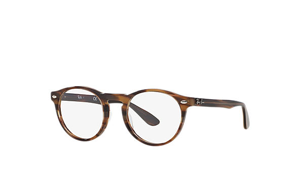 Ray-Ban 0RX5283-RB5283 Brown OPTICAL