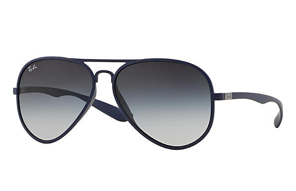 ray ban liteforce pmcx  Ray-Ban 0RB4180-AVIATOR LITEFORCE Blue SUN