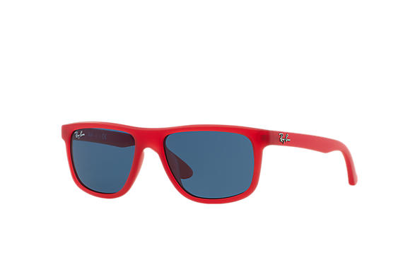 Ray-Ban 0RJ9057S-RJ9057S Red SUN