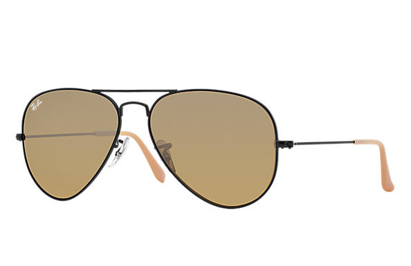 ray ban rb3025  ray ban 0rb3025 aviator gradient black sun