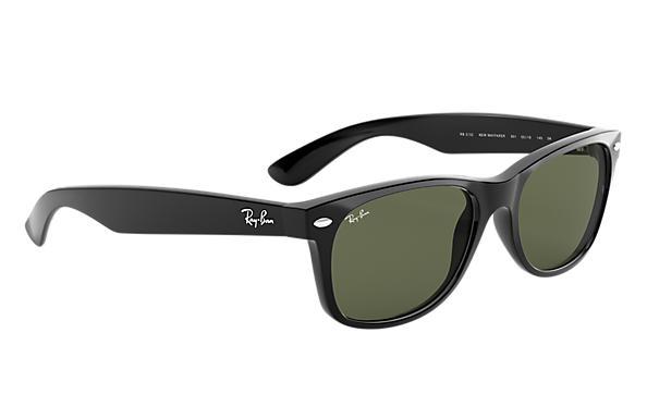 wayfarer classic sunglasses  Ray-Ban New Wayfarer Classic Negro, RB2132