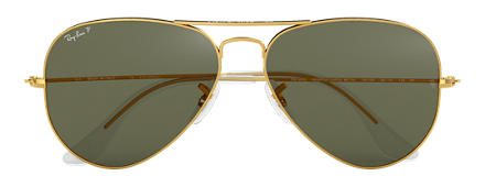 ray ban classic aviator polarized  Polarized Sunglasses