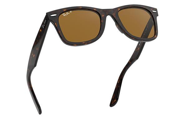 ray ban 2140 902  Ray-Ban Original Wayfarer Classic Tortoise, Polarized Lenses ...