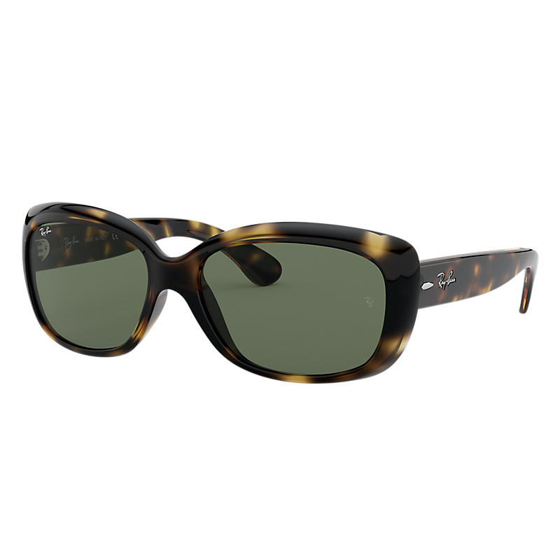Click here for Ray-Ban Womens Jackie Ohh Blue Sunglasses  Green L... prices