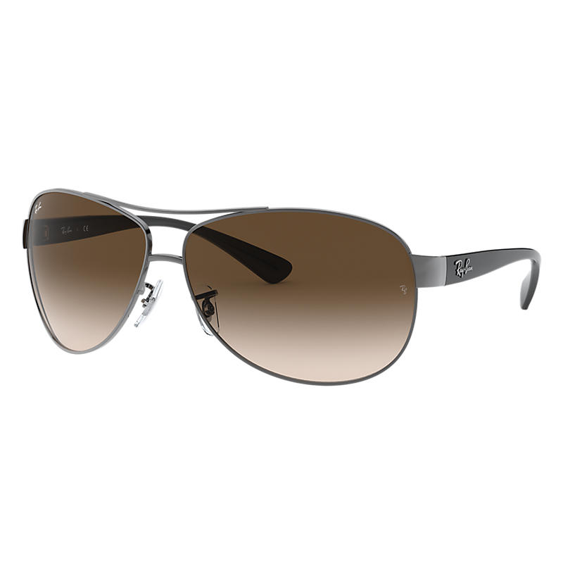 fc61c879440 805289204343 UPC - Ray Ban Rb3386 004 13 Gunmetal Sunglasses