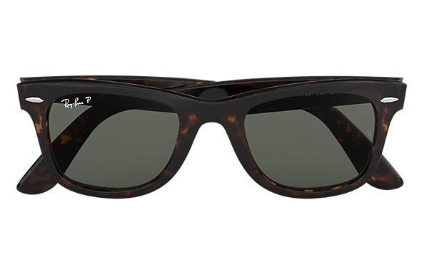 ray ban rb2140 wayfarer 902  Ray-Ban Original Wayfarer Classic Tortoise, Polarized Lenses ...