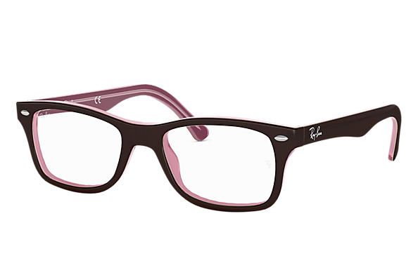 Ray-Ban 0RX5228-RB5228 Brown; Brown,Pink OPTICAL