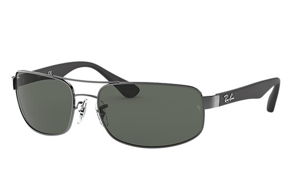 Ray-Ban 0RB3445-RB3445 Gunmetal; Black SUN