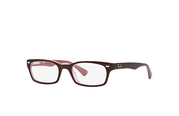 Ray-Ban 0RX5150-RB5150 Marrone,Rosa OPTICAL