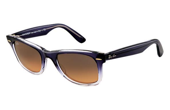 ray ban wayfarer sunglasses colors  ray ban 0rb2140 original wayfarer color mix blue sun