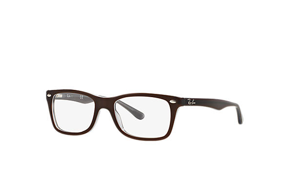 Ray-Ban 0RX5228-RB5228 Marrón,Azul OPTICAL
