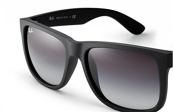 ray ban herren sonnenbrille justin