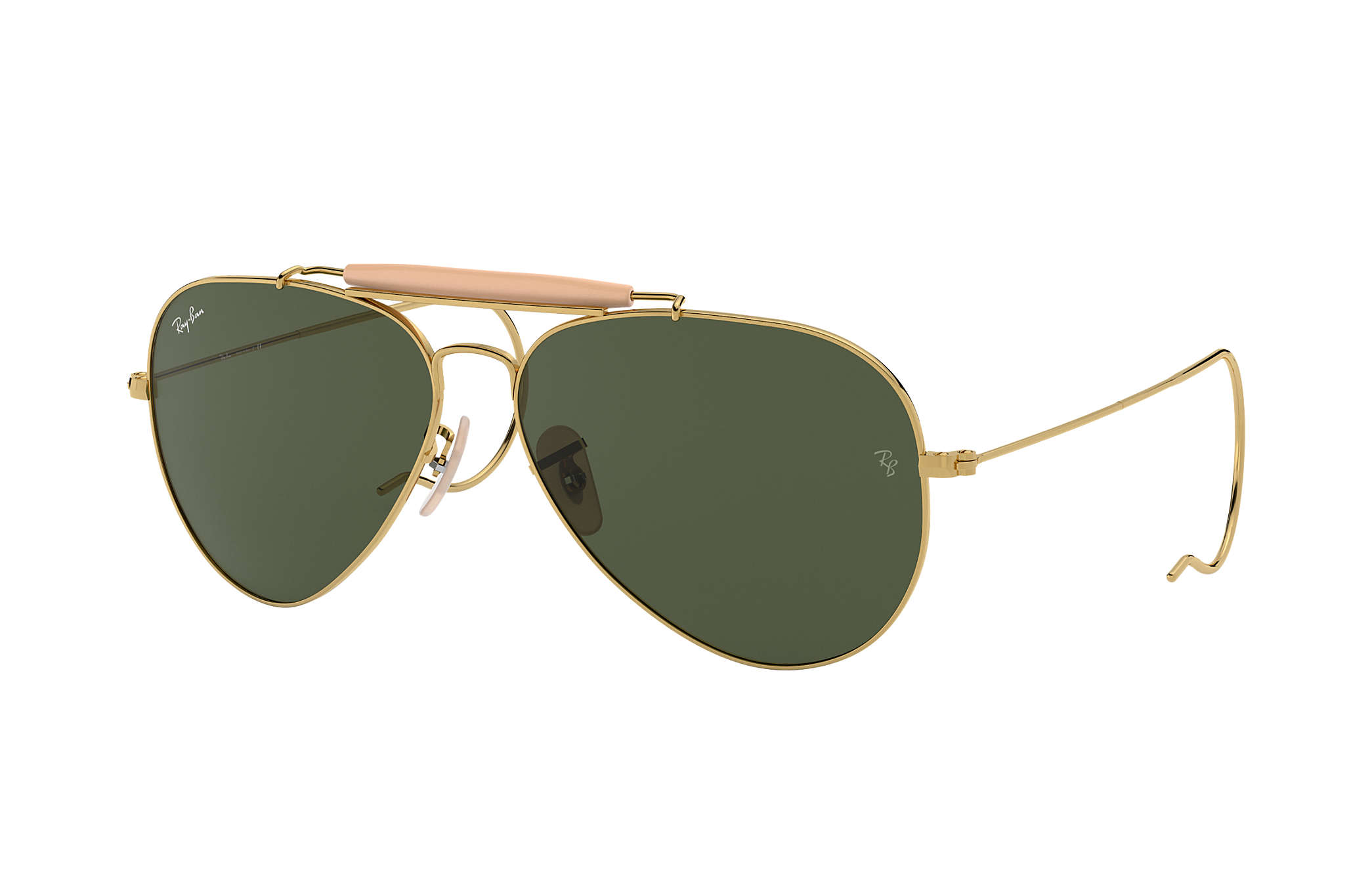 ray ban prescription sunglasses forum  ray ban 0rb3030 outdoorsman gold sun