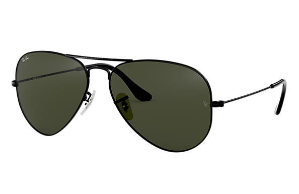 ray ban aviator rb3025  ray ban 0rb3025 aviator classic black sun