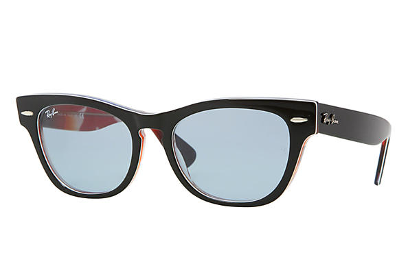 Ray-Ban 0RB4169-LARAMIE Noir,Multicolor SUN