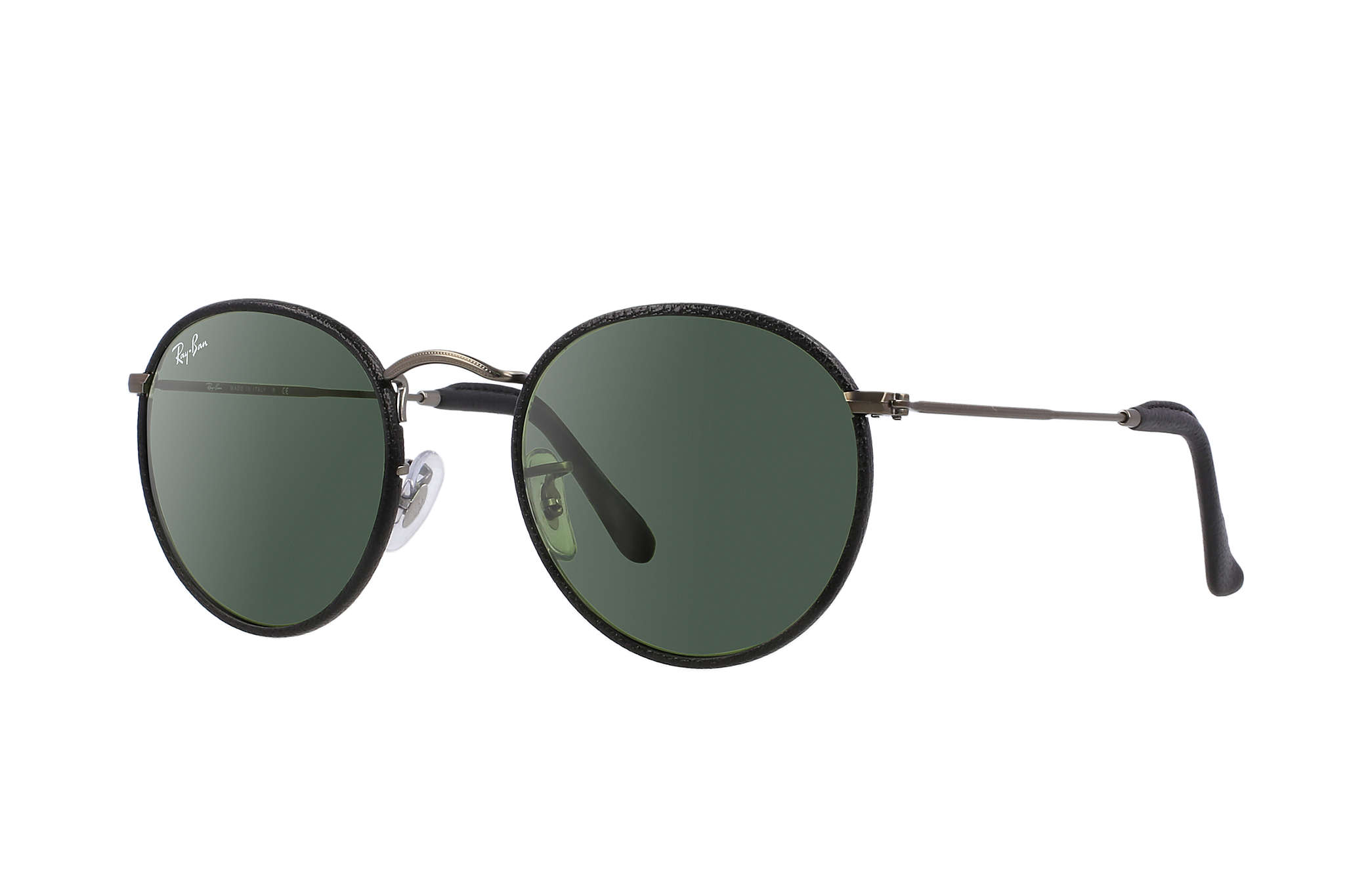 ray ban mink crystal round sunglasses