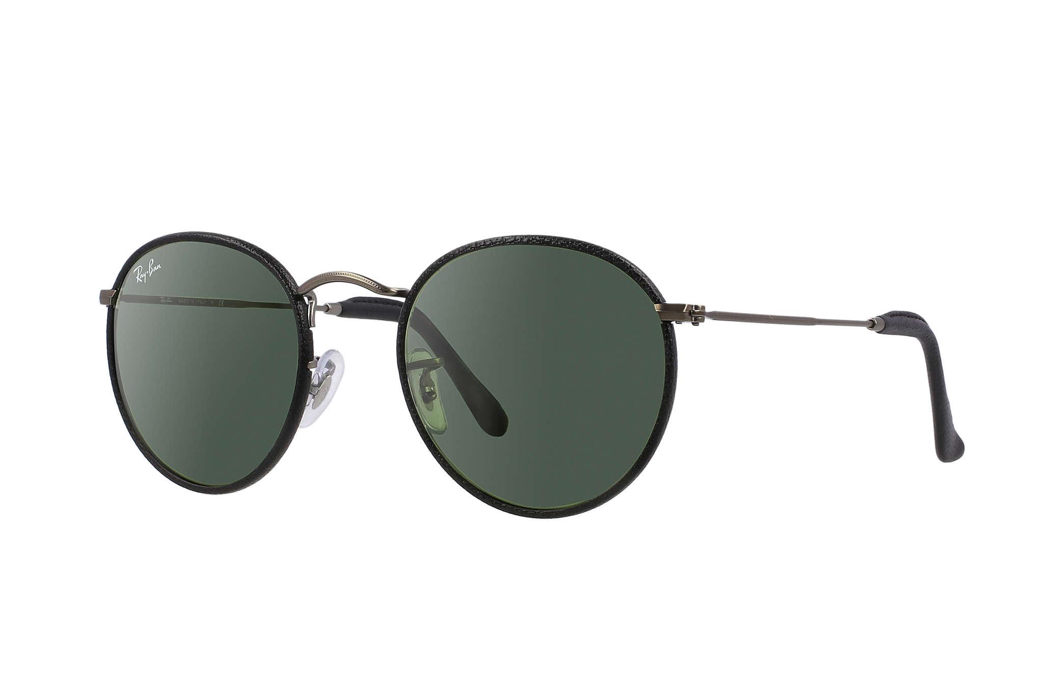 ray ban mink crystal round sunglasses