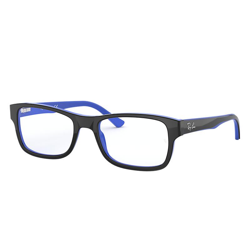 Ray-Ban Black Eyeglasses - Rb5268