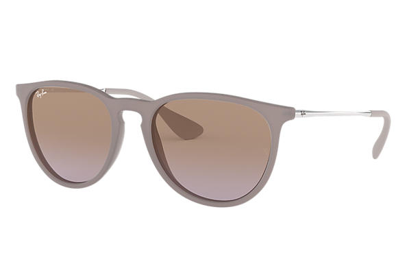 Ray-Ban 0RB4171-ERIKA CLASSIC Brown; Silver SUN