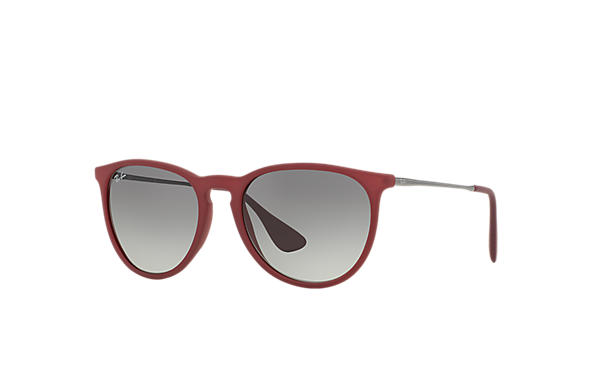 Ray-Ban 0RB4171-ERIKA COLOR MIX Bordeaux; Gunmetal SUN