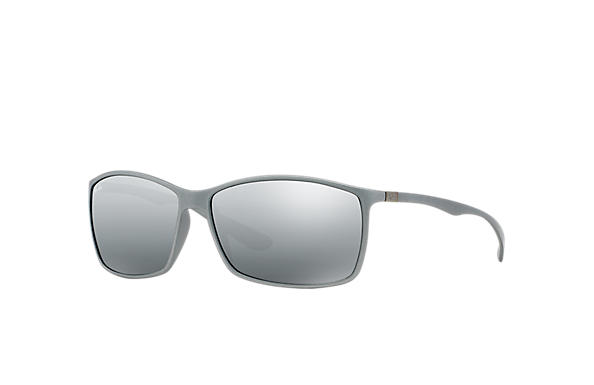 Ray-Ban 0RB4179-RB4179 Silver,Grey SUN