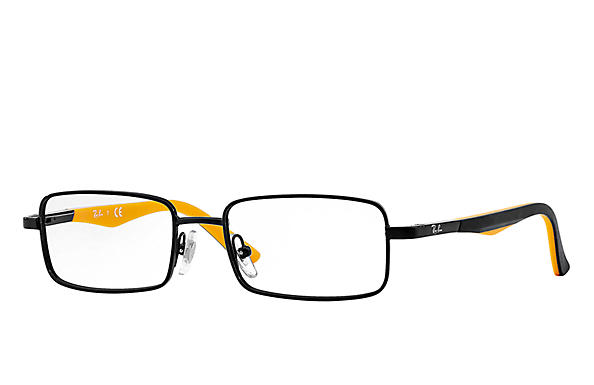 Ray-Ban 0RY1033-RB1033 Black; Black,Yellow OPTICAL