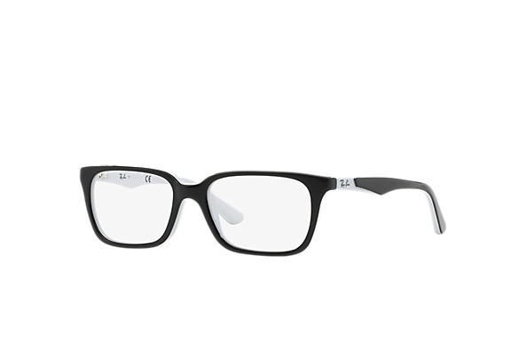 Ray-Ban 0RY1532-RB1532 Noir,Blanc OPTICAL