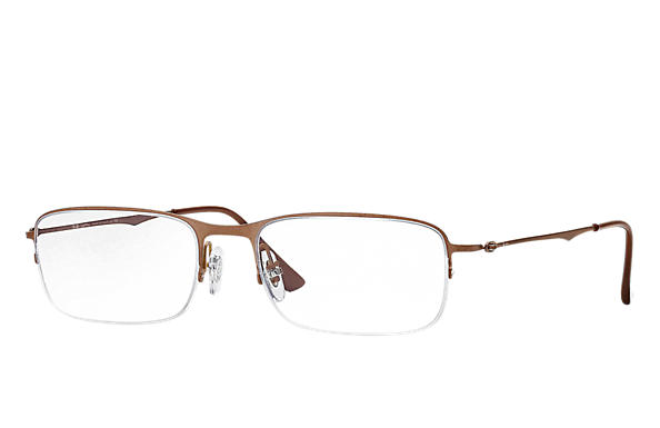 Ray-Ban 0RX8714-RB8714 Brown OPTICAL
