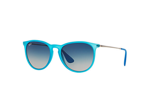 ray ban blue glasses  Ray-Ban Erika Color Mix Blue Gunmetal, RB4171