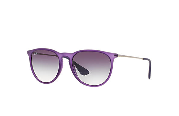 Ray-Ban 0RB4171-ERIKA COLOR MIX Violet; Silver SUN