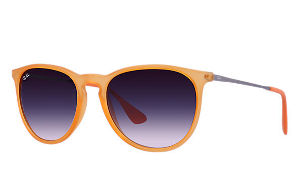 Ray-Ban 0RB4171-ERIKA COLOR MIX Orange; Gunmetal SUN