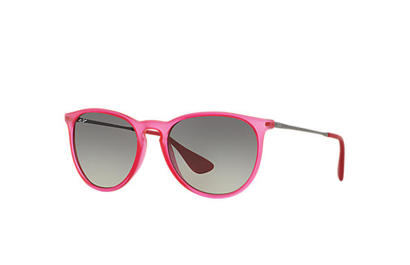 2bdac24920 Ray-Ban 0RB4171-ERIKA COLOR MIX Pink  Gunmetal SUN
