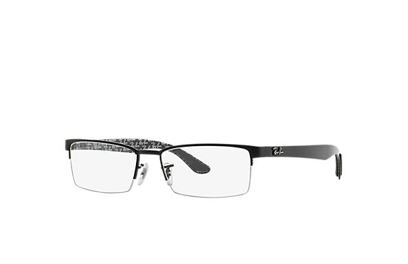 Ray-Ban 0RX8412-RB8412 Noir OPTICAL