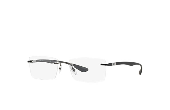 Ray-Ban 0RX8720-RB8720 Black OPTICAL