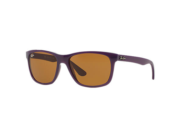 Ray-Ban 0RB4181-RB4181 Violet SUN