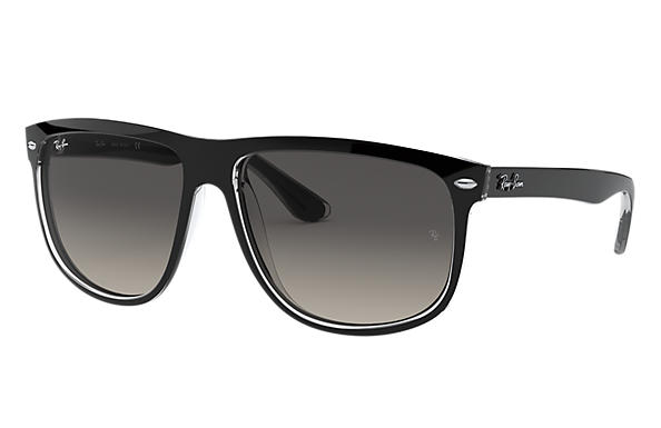 Ray-Ban 0RB4147-RB4147 Noir,Transparent SUN
