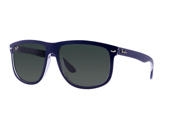 Ray-Ban 0RB4147-RB4147 Blue,Transparent SUN