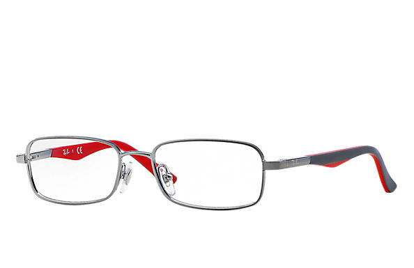 Ray-Ban 0RY1035-RB1035 Gun; Gris,Rouge OPTICAL