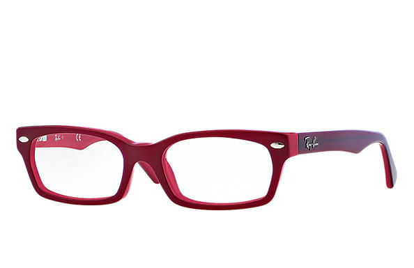 Ray-Ban 0RY1533-RB1533 Red OPTICAL