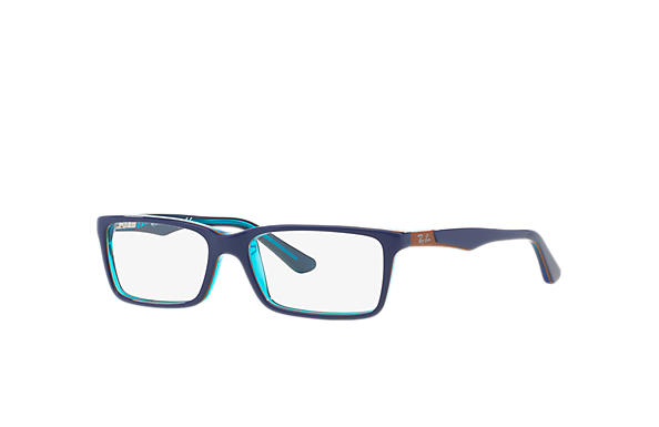 Ray-Ban 0RY1534-RB1534 Blue,Light Blue OPTICAL
