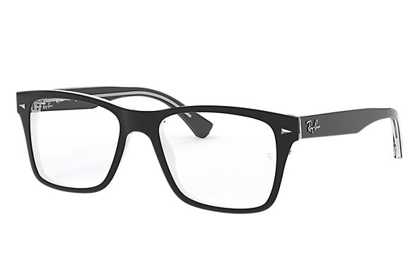 Ray-Ban 0RX5308-RB5308 Black,Transparent OPTICAL