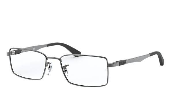 Ray-Ban 0RX6275-RB6275 Gunmetal OPTICAL