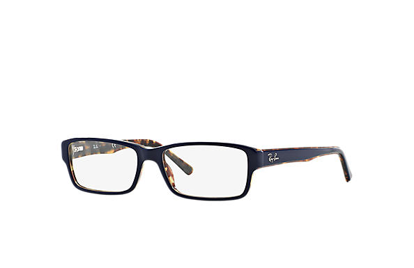 Ray-Ban 0RX5169-RB5169 Blau,Havana OPTICAL