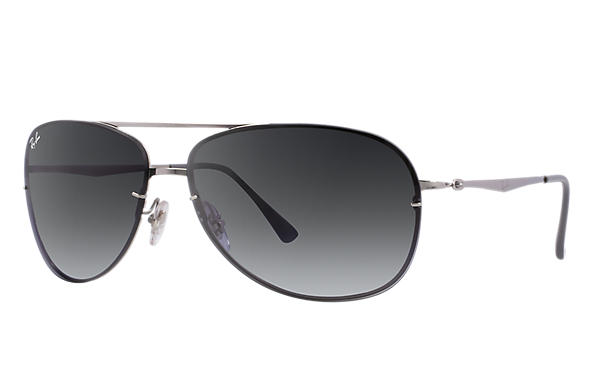 Ray-Ban 0RB8052-RB8052 Argent,Gris SUN