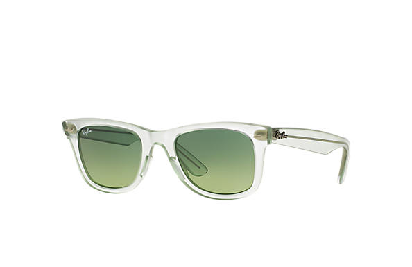 Ray-Ban 0RB2140-ORIGINAL WAYFARER ICE POPS Vert SUN