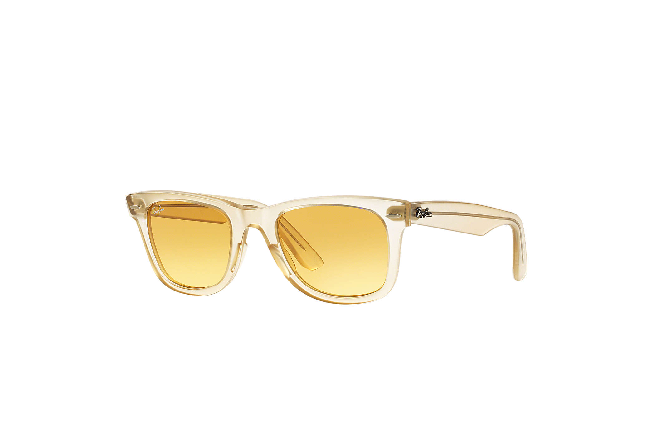 ray ban sunglasses yellow  ray ban 0rb2140 original wayfarer ice pops yellow,light brown sun