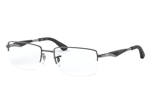 Ray-Ban 0RX6285-RB6285 Gun OPTICAL