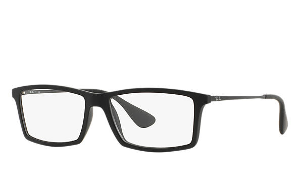 Ray-Ban 0RX7021-MATTHEW Black OPTICAL